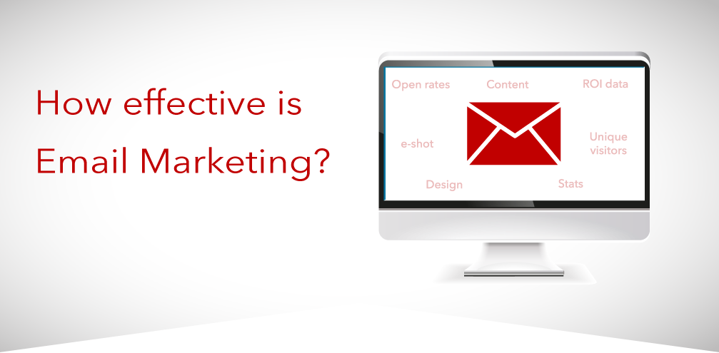 How effective is email marketing?