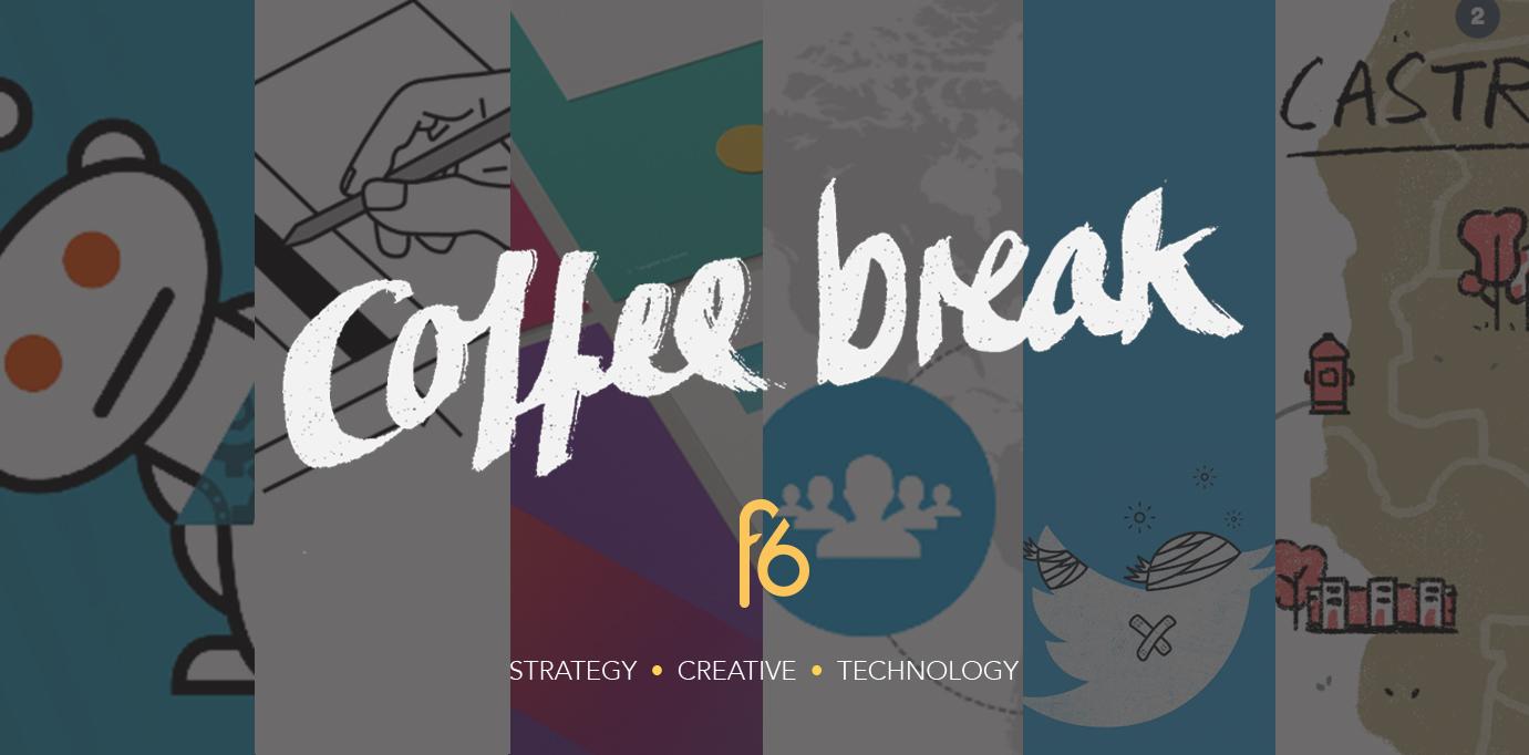 Coffee break 20-05-16