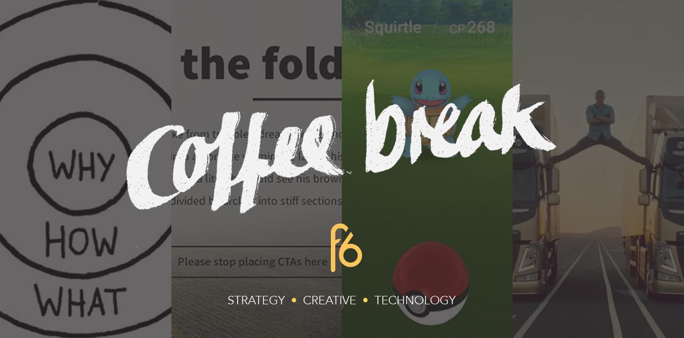 Coffee break 22-07-16