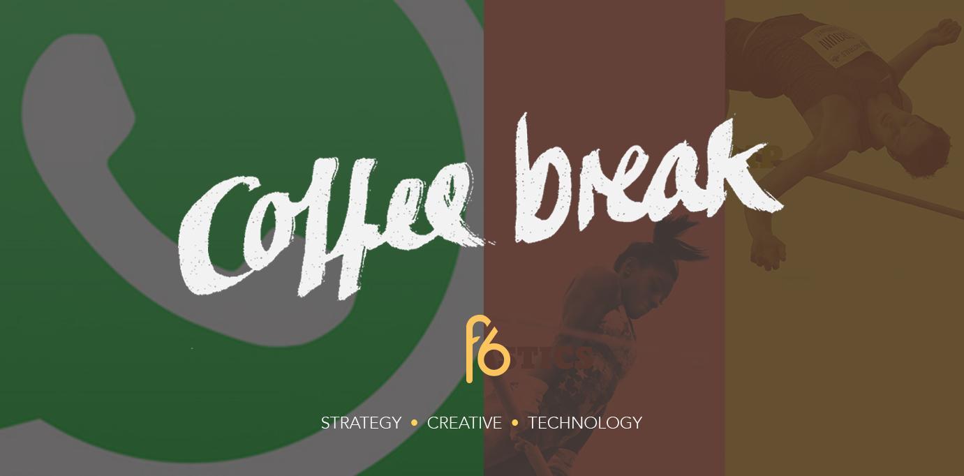 Coffee break 26-08-16