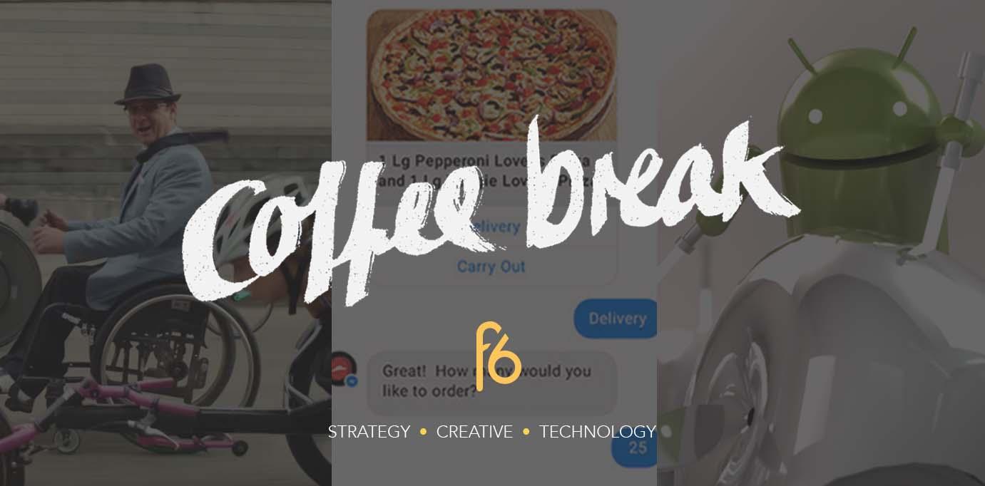 Coffee break 12-08-16