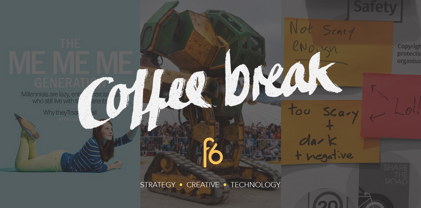Coffee break 19-08-16