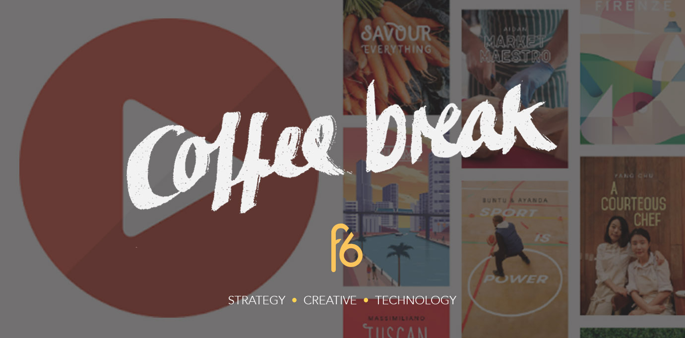 User generated content in advertising and video marketing: Coffee break 10-02-17