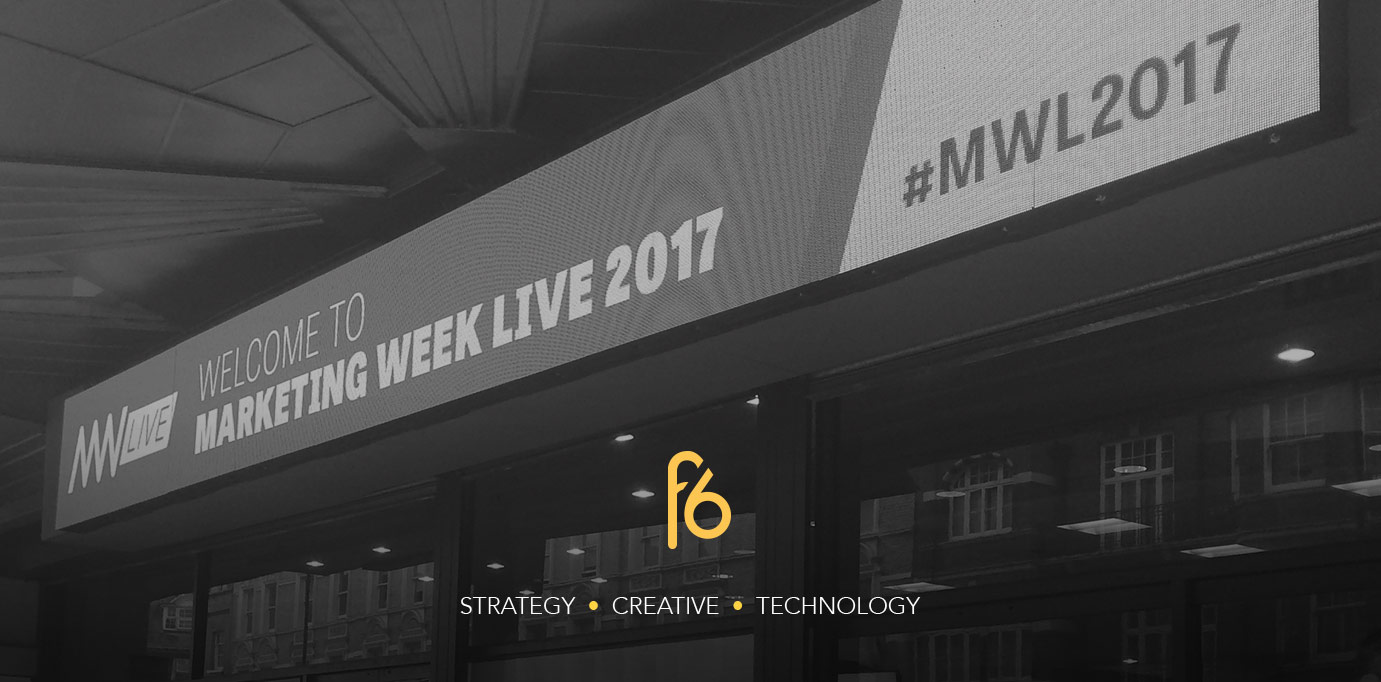 Marketing Week Live 2017 highlights