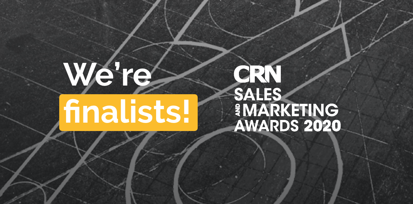 We're shortlisted for Best Channel Marketing Agency at the CRN Awards